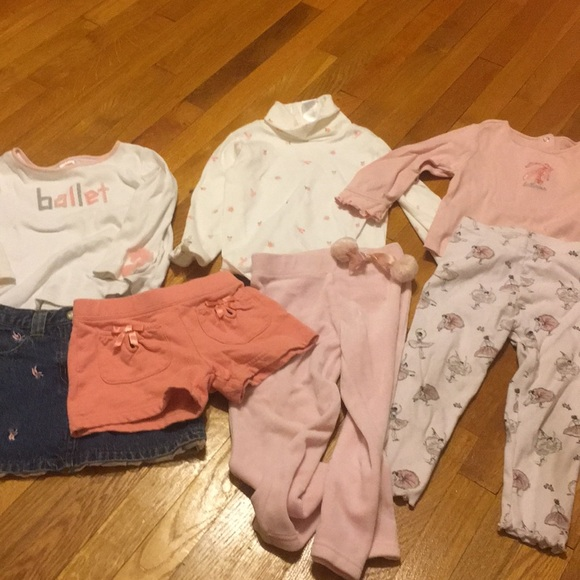 Other - Girls Ballerina Gymboree Collection
